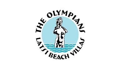 The Olympians Logo